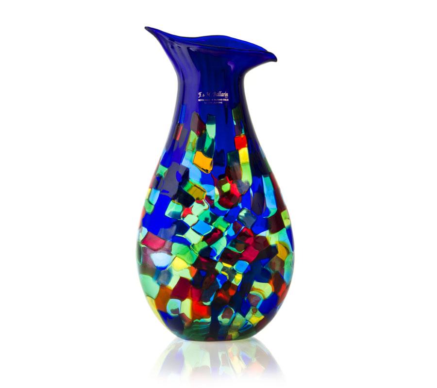 a carafe vase by angelo ballarin